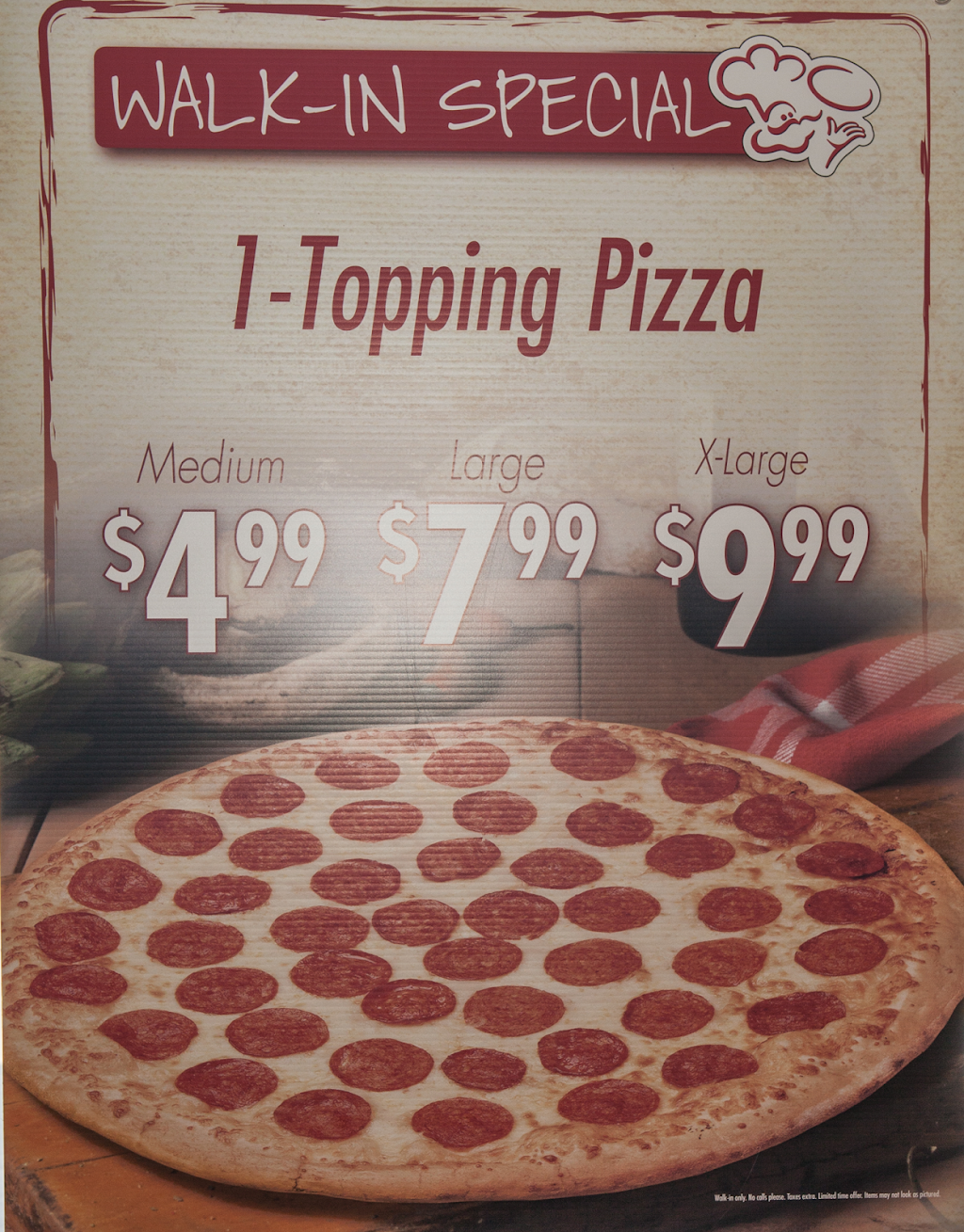 Ginos Pizza | restaurant | 2200 Rymal Rd E, Hannon, ON L0R 1P0, Canada | 8663104466 OR +1 866-310-4466