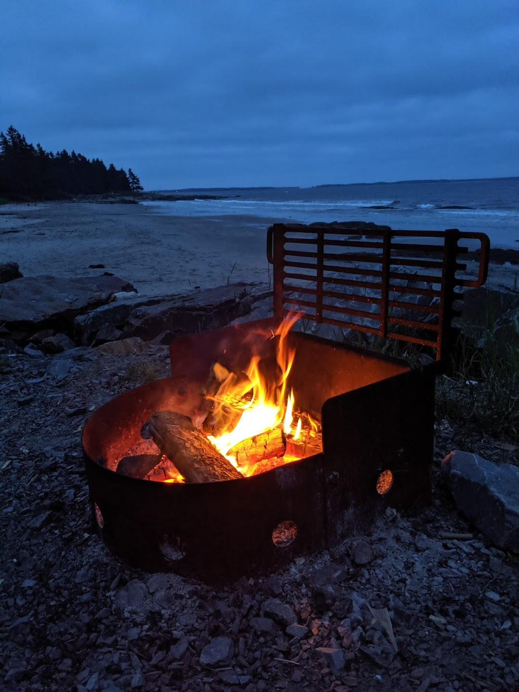 Rissers Beach Campground   campground   5496 NS-331, Petite Rivière Bridge, NS B4V 5Y9, Canada   9026882034 OR +1 902-688-2034