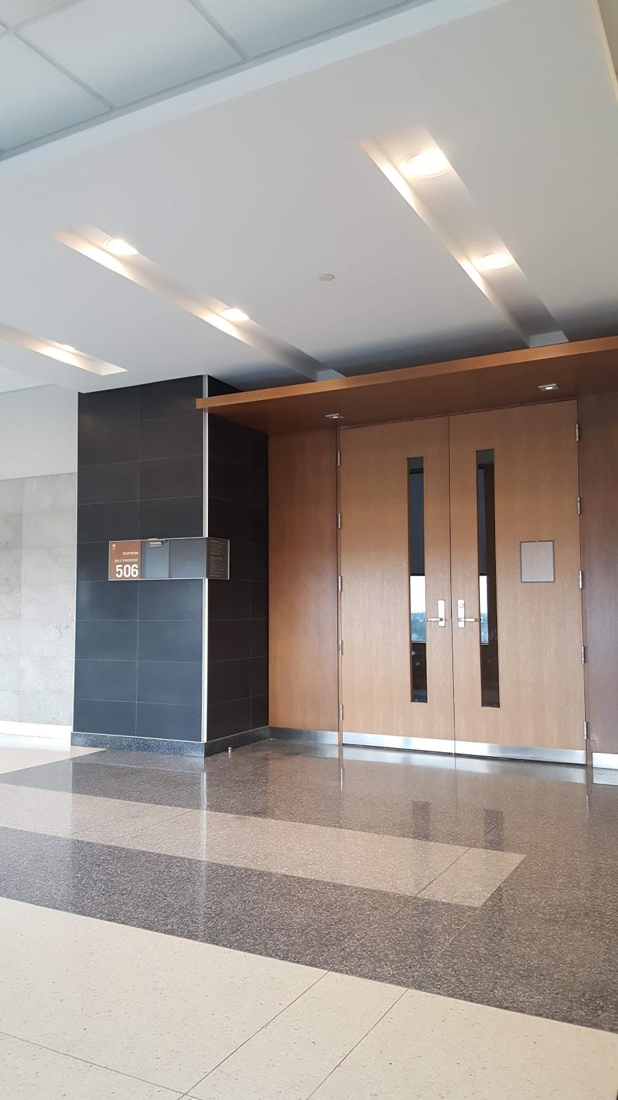 Superior Court of Justice Oshawa (Durham) | courthouse | 150 Bond St E, Oshawa, ON L1G 0A2, Canada | 9057432630 OR +1 905-743-2630