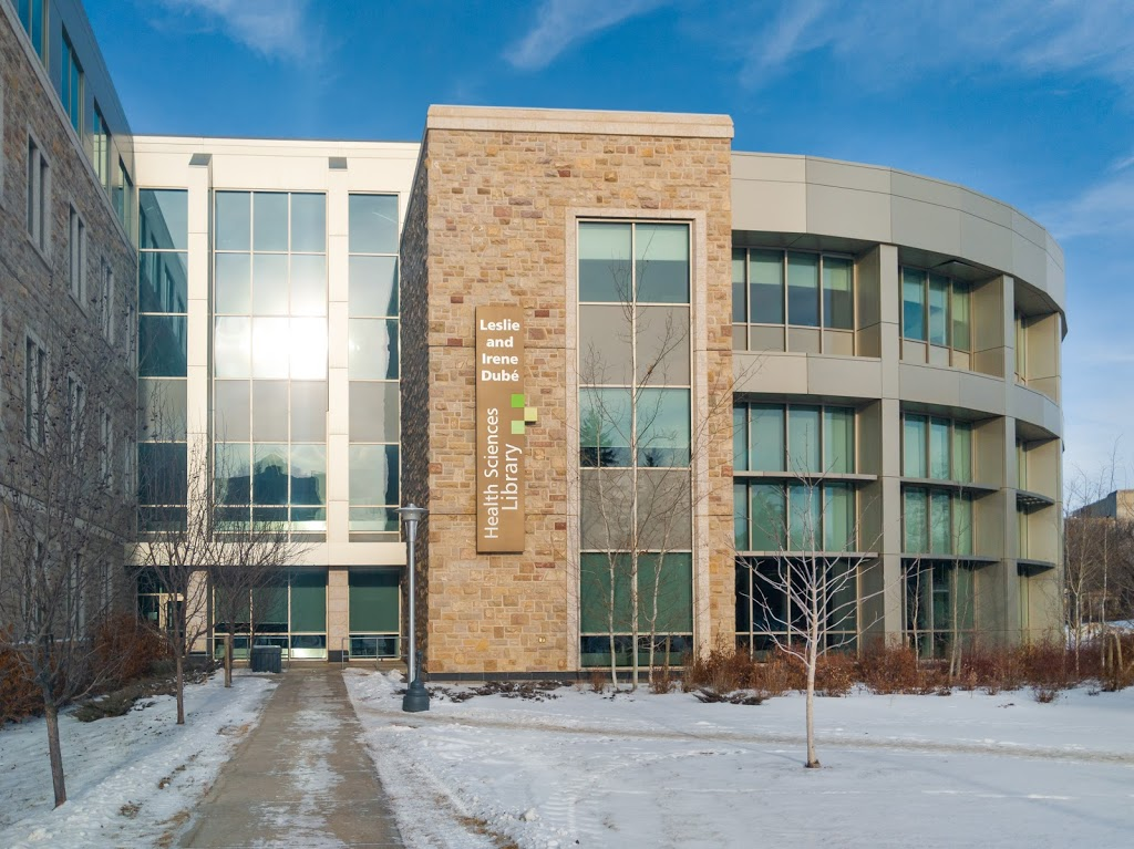 Health Science Library   library   105 Wiggins Rd, Saskatoon, SK S7N 5E6, Canada   3069665991 OR +1 306-966-5991