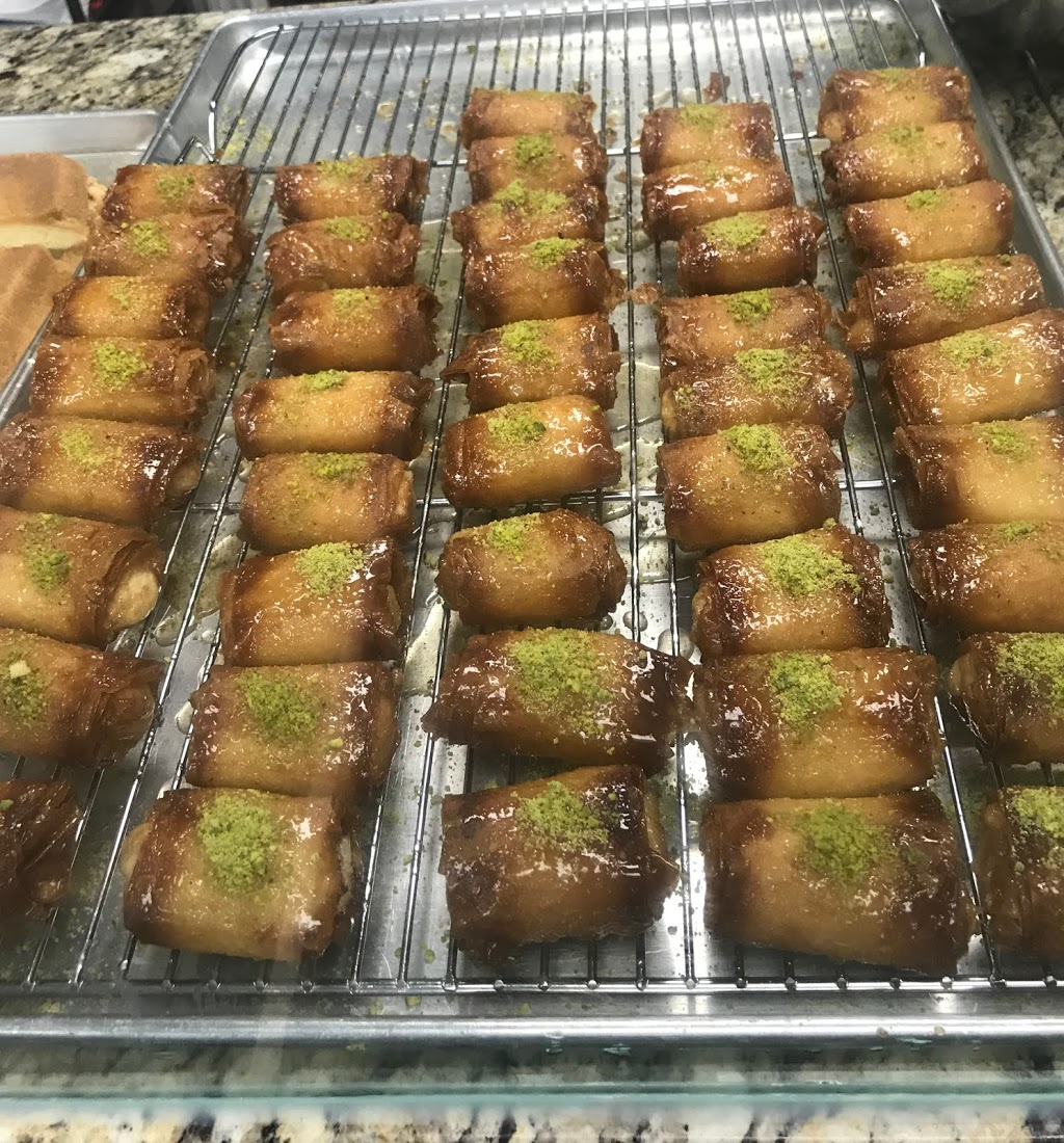Malak Pastry | bakery | 1216 Bank St, Ottawa, ON K1S 3Y2, Canada | 6135262002 OR +1 613-526-2002