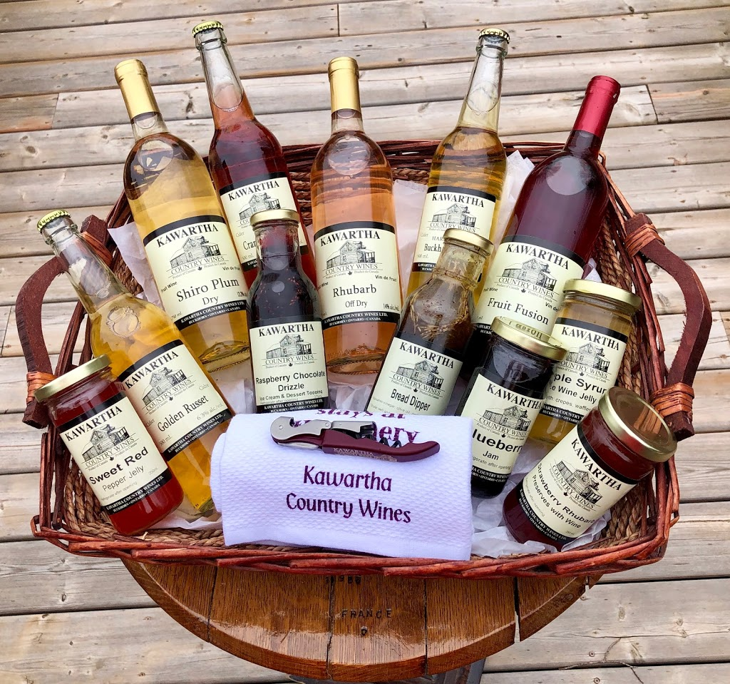 Kawartha Country Wines   meal takeaway   2452 Peterborough County Rd 36, Buckhorn, ON K0L 1J0, Canada   7056579916 OR +1 705-657-9916