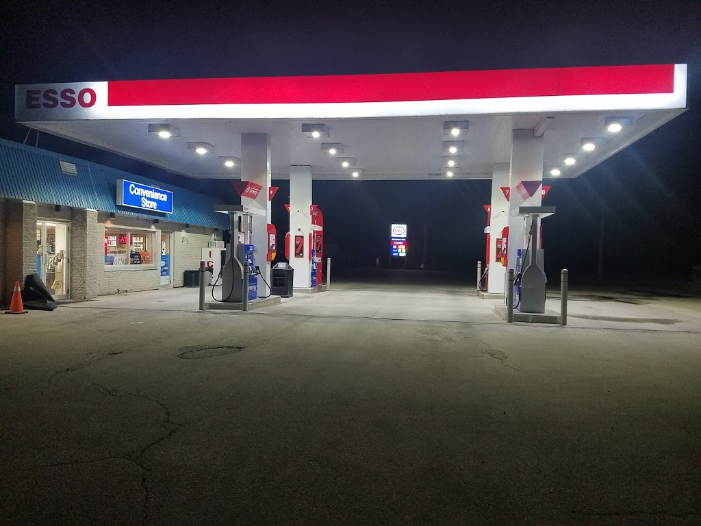 Esso | gas station | 2236 County Rd 92, Elmvale, ON L0L 1P0, Canada | 7053220502 OR +1 705-322-0502