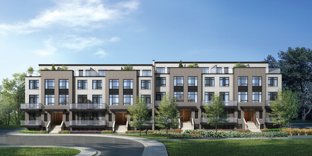 The Crawford Urban Towns - by Fernbrook Homes | point of interest | 8175 Britannia Rd, Milton, ON L9T 7E7, Canada | 9059011676 OR +1 905-901-1676