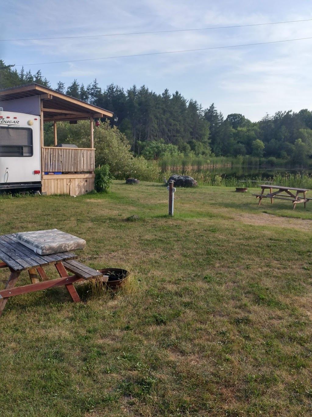 Quality R V Campground   campground   105336 Trans-Canada Hwy, Madoc, ON K0K 2K0, Canada   6134732323 OR +1 613-473-2323