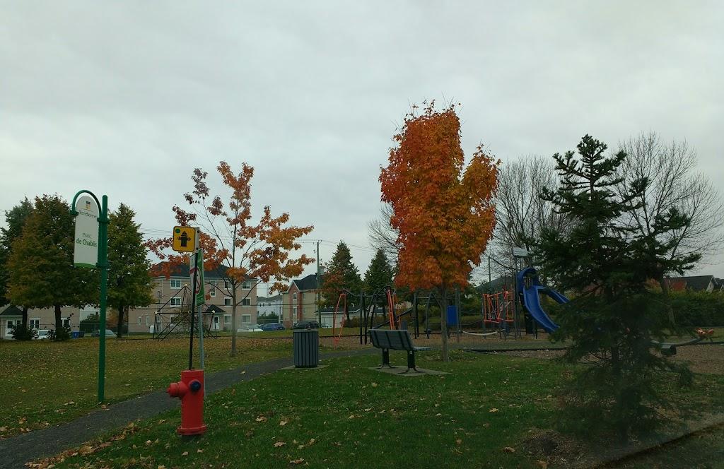 Parc de Chablis | park | 116 Rue De Chablis, Terrebonne, QC J6W 5V6, Canada