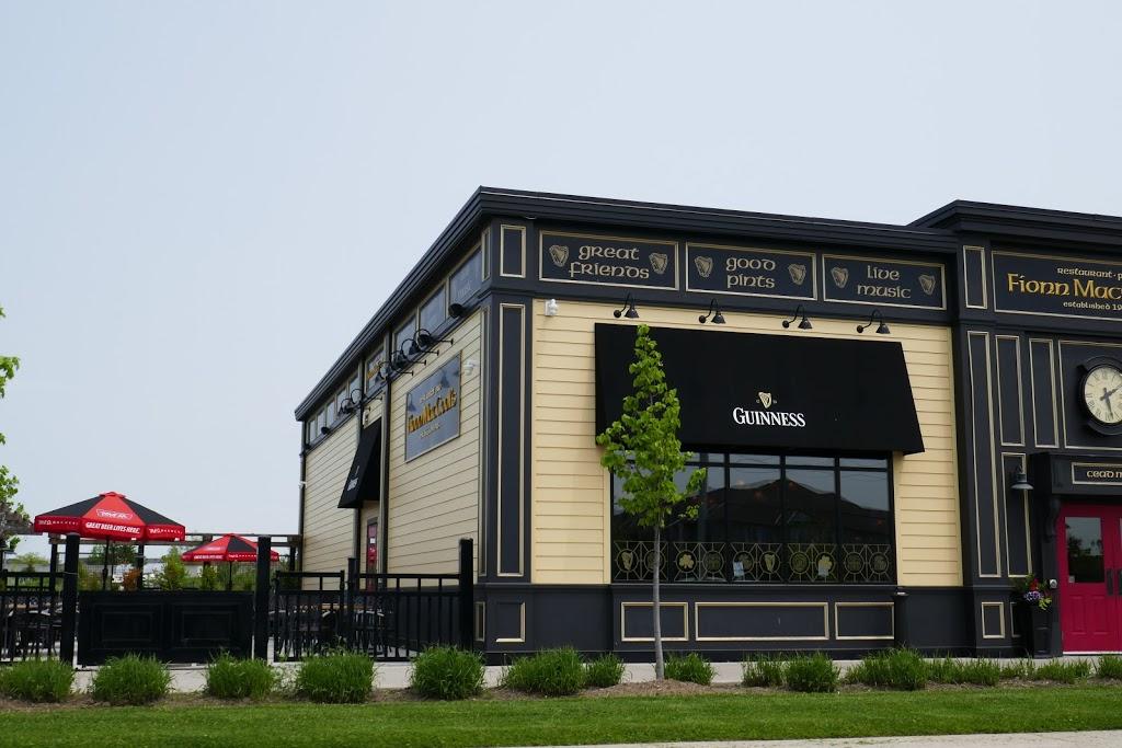 Fionn MacCools   restaurant   2331 Appleby Line, Burlington, ON L7L 0J3, Canada   9053329990 OR +1 905-332-9990