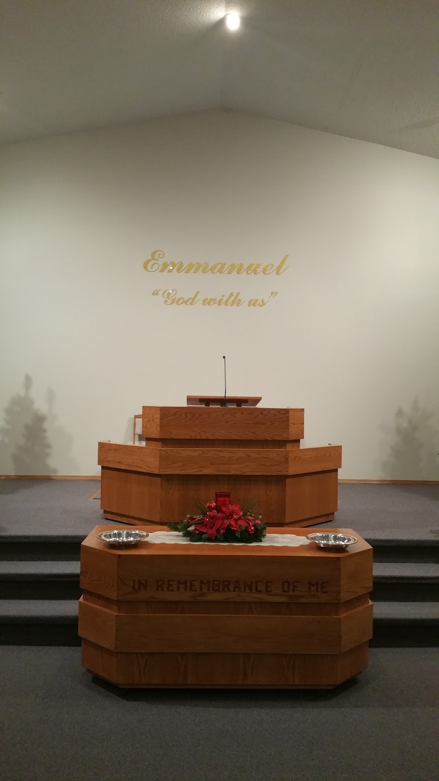 Emmanuel Baptist Church | church | 239 17 Ave E, Three Hills, AB T0M 2A0, Canada | 4039243004 OR +1 403-924-3004