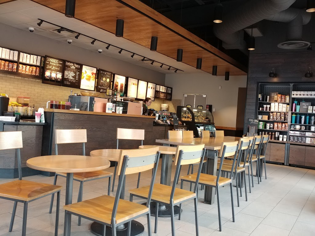 Starbucks | cafe | 599 Taylor Kidd Blvd #6, Kingston, ON K7M 0A2, Canada | 6136341509 OR +1 613-634-1509