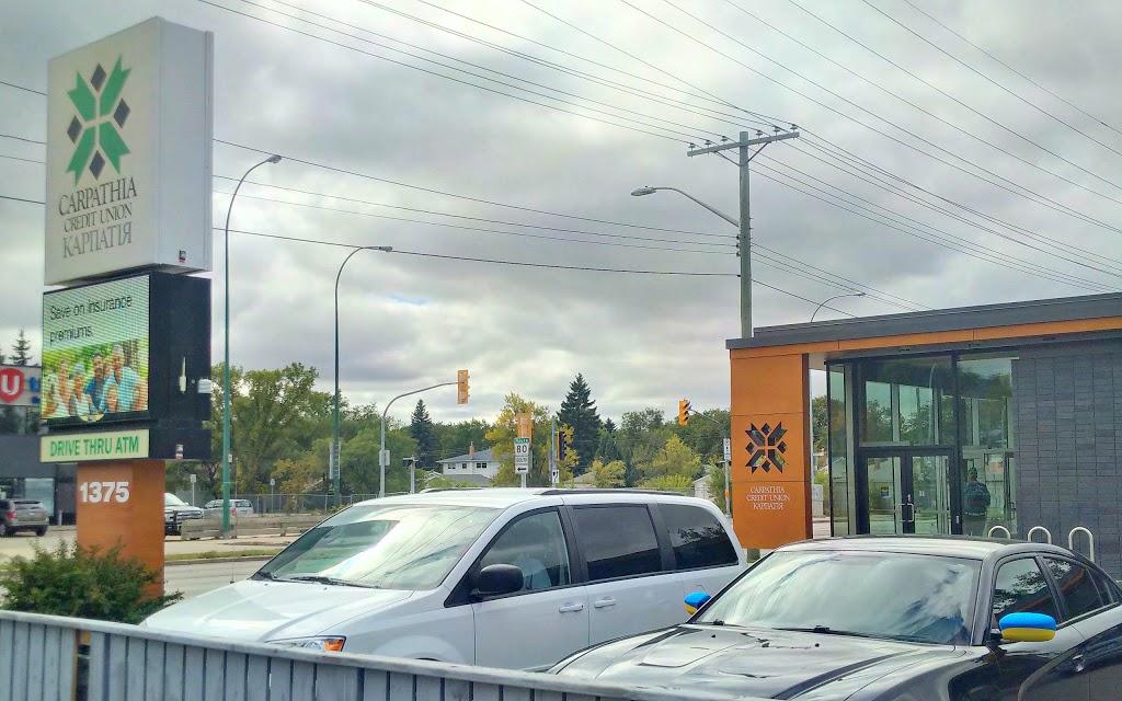 Carpathia Credit Union | atm | 1375 Grant Ave, Winnipeg, MB R3M 1Z8, Canada | 2049897400 OR +1 204-989-7400