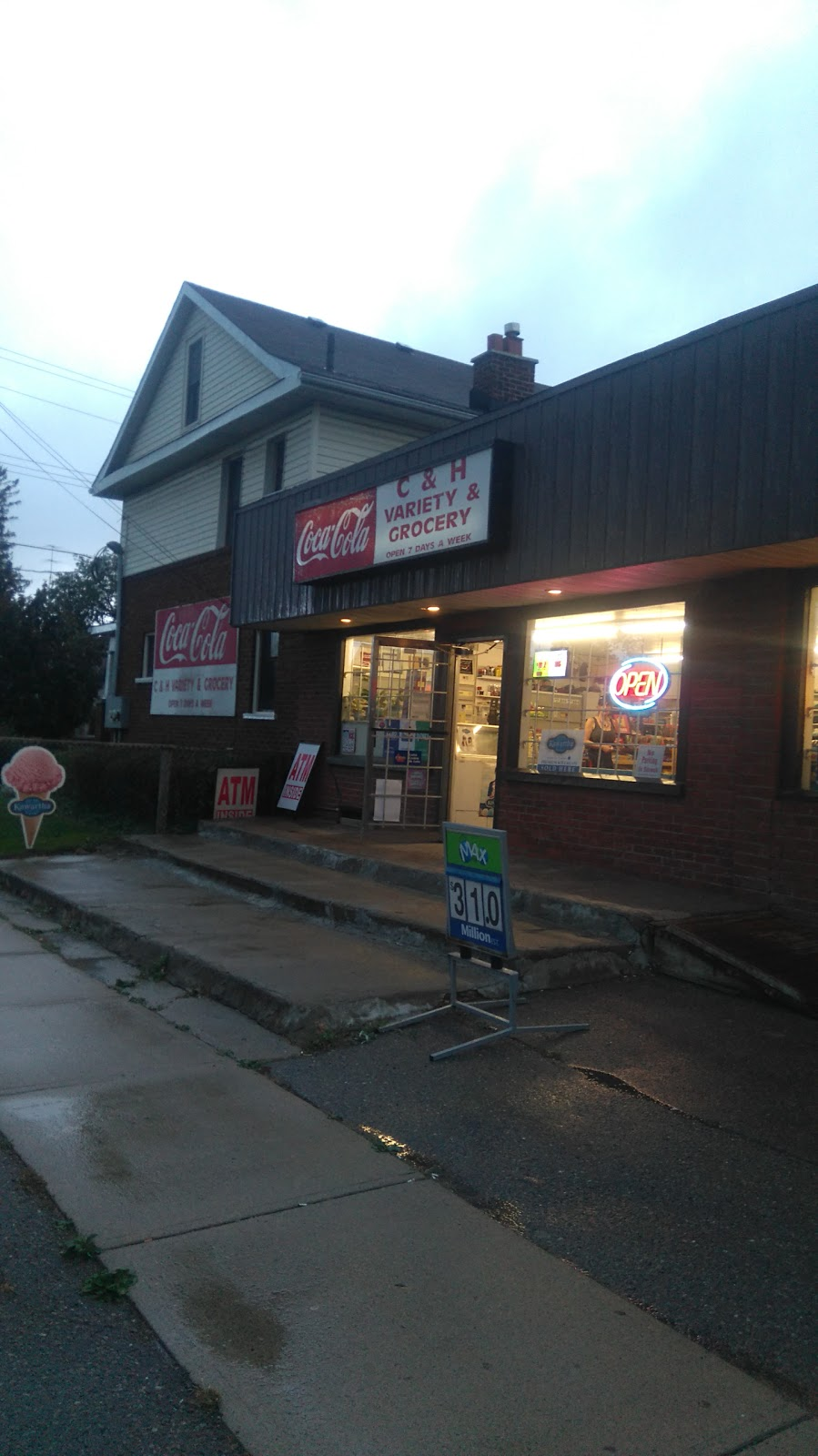 C & H Variety Store | store | 329 Adelaide Ave E, Oshawa, ON L1G 1Z9, Canada | 9057239803 OR +1 905-723-9803