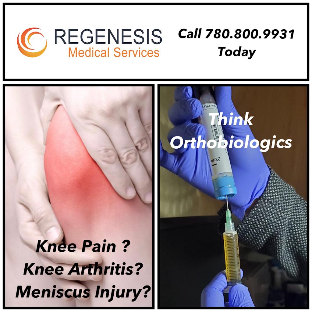Regenesis Medical Services | health | 1 Tache St, St. Albert, AB T8N 1B4, Canada | 7808009931 OR +1 780-800-9931