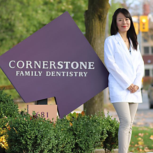 Cornerstone Family Dentistry   dentist   681 Reid St, Peterborough, ON K9H 4H8, Canada   7057490133 OR +1 705-749-0133