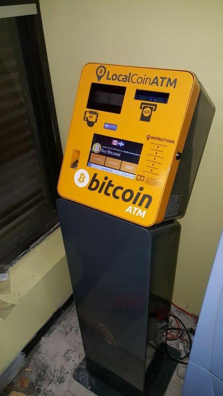 bitcoin atm scarborough)