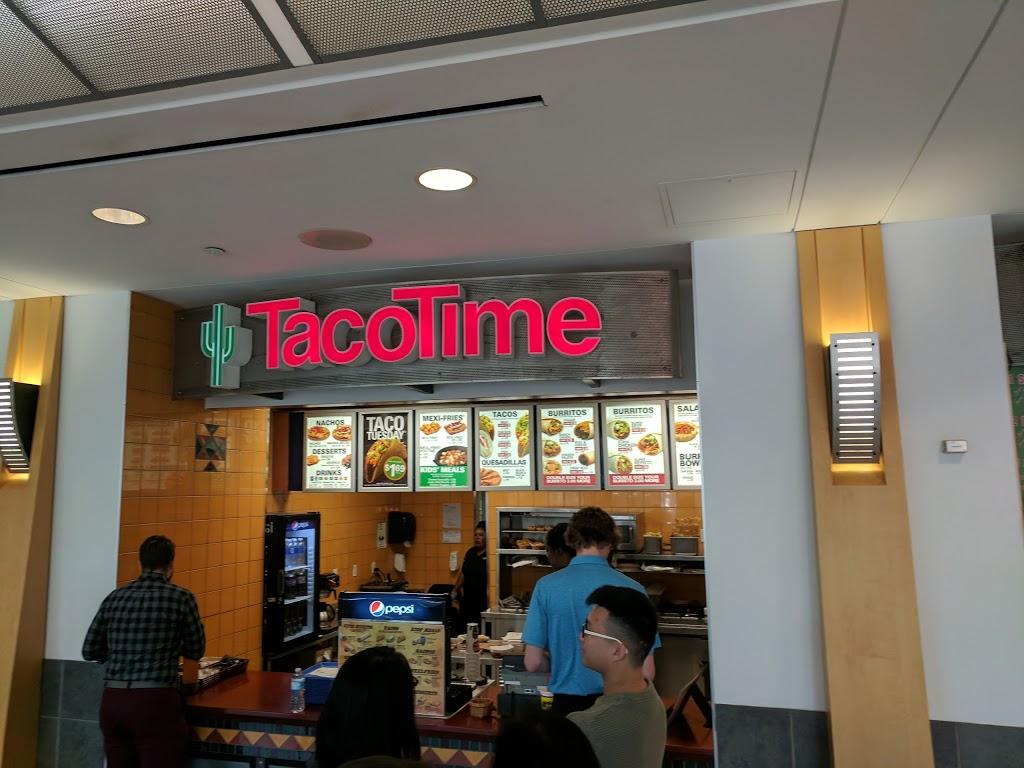 TacoTime | restaurant | 10025 Jasper Ave, Edmonton, AB T5J 1V1, Canada | 7809901103 OR +1 780-990-1103