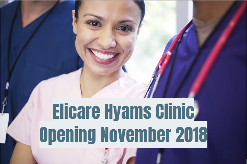 Elicare: Hyams Medical Clinic Port Coquitlam   health   105-1250 Dominion Ave, Port Coquitlam, BC V3B 8G7, Canada   6045540460 OR +1 604-554-0460