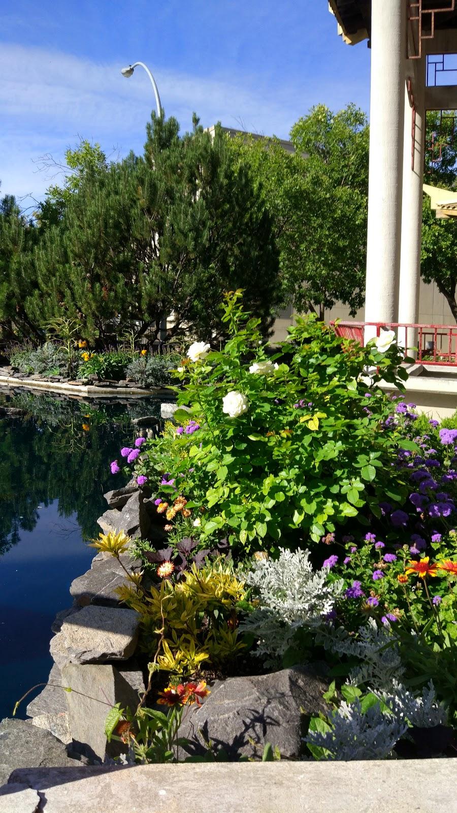 Chinese Gardens   park   Winnipeg, MB R3B 3P7, Canada