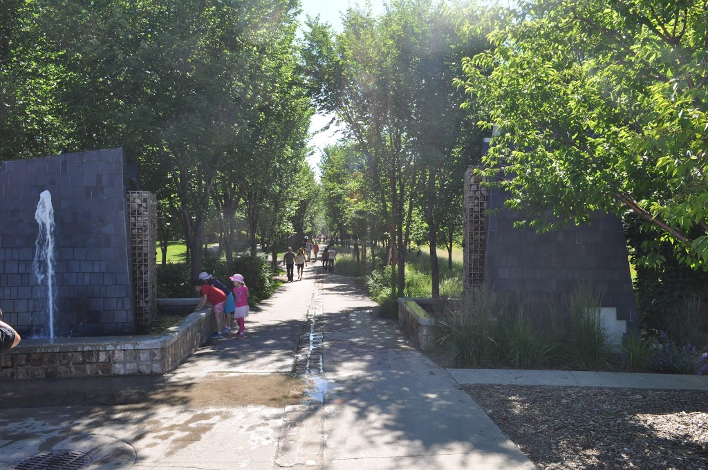 The Peace Park | park | 85 Israel Asper Way, Winnipeg, MB R3C 0L5, Canada