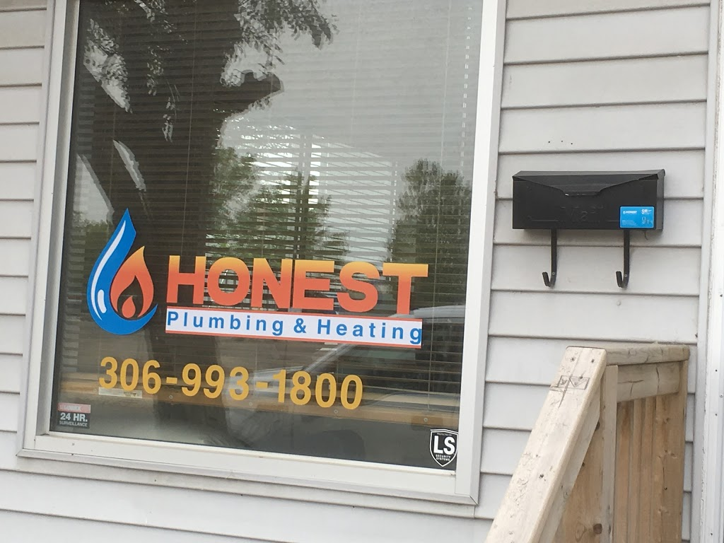 Honest Plumbing and Heating | home goods store | 801 11th Ave, Regina, SK S4N 0X6, Canada | 3069931800 OR +1 306-993-1800