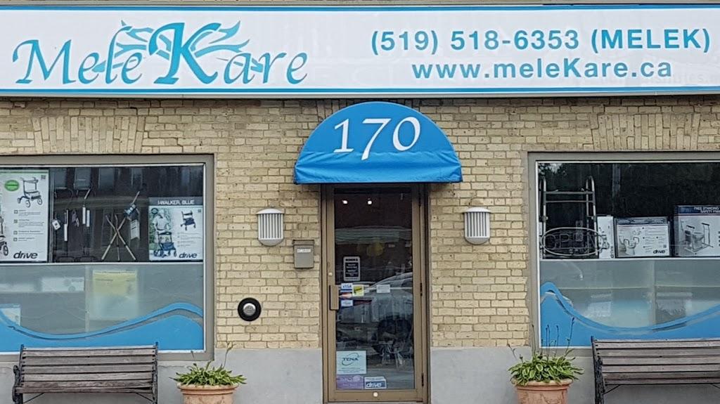 MeleKare | health | 170 Hamilton Rd, London, ON N6B 1N5, Canada | 5195186353 OR +1 519-518-6353