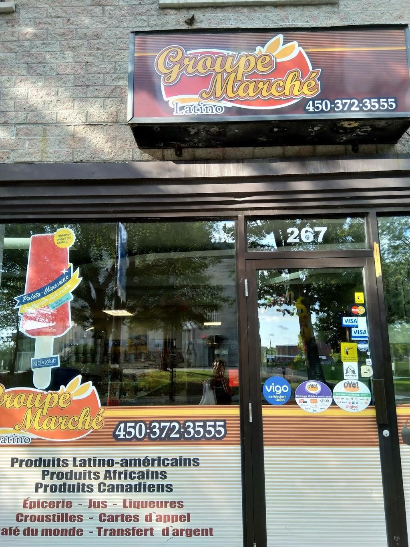 Groupe Marché Latino | store | 267 Rue Principale, Granby, QC J2G 2V9, Canada | 4505775304 OR +1 450-577-5304