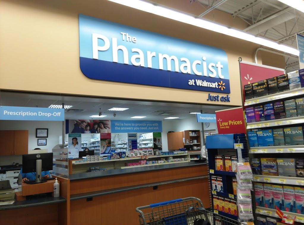 Walmart Pharmacy | health | 799 Milner Ave, Toronto, ON M1B 3C3, Canada | 4162814643 OR +1 416-281-4643