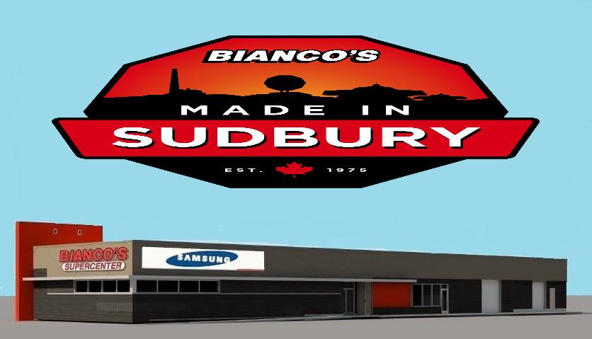 Biancos Supercenter | electronics store | 1224 Kingsway, Sudbury, ON P3B 2E8, Canada | 7055605063 OR +1 705-560-5063