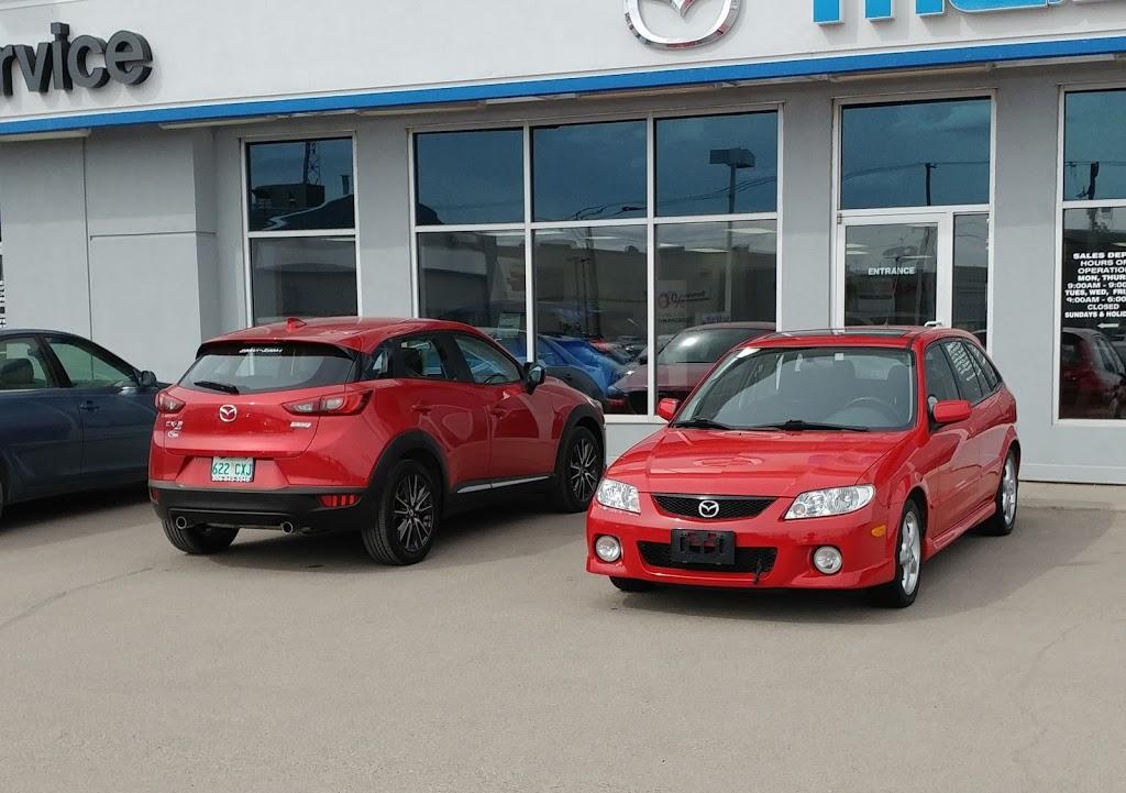 Regina Mazda Sales   car dealer   600 Broad St, Regina, SK S4R 8H8, Canada   3065433345 OR +1 306-543-3345