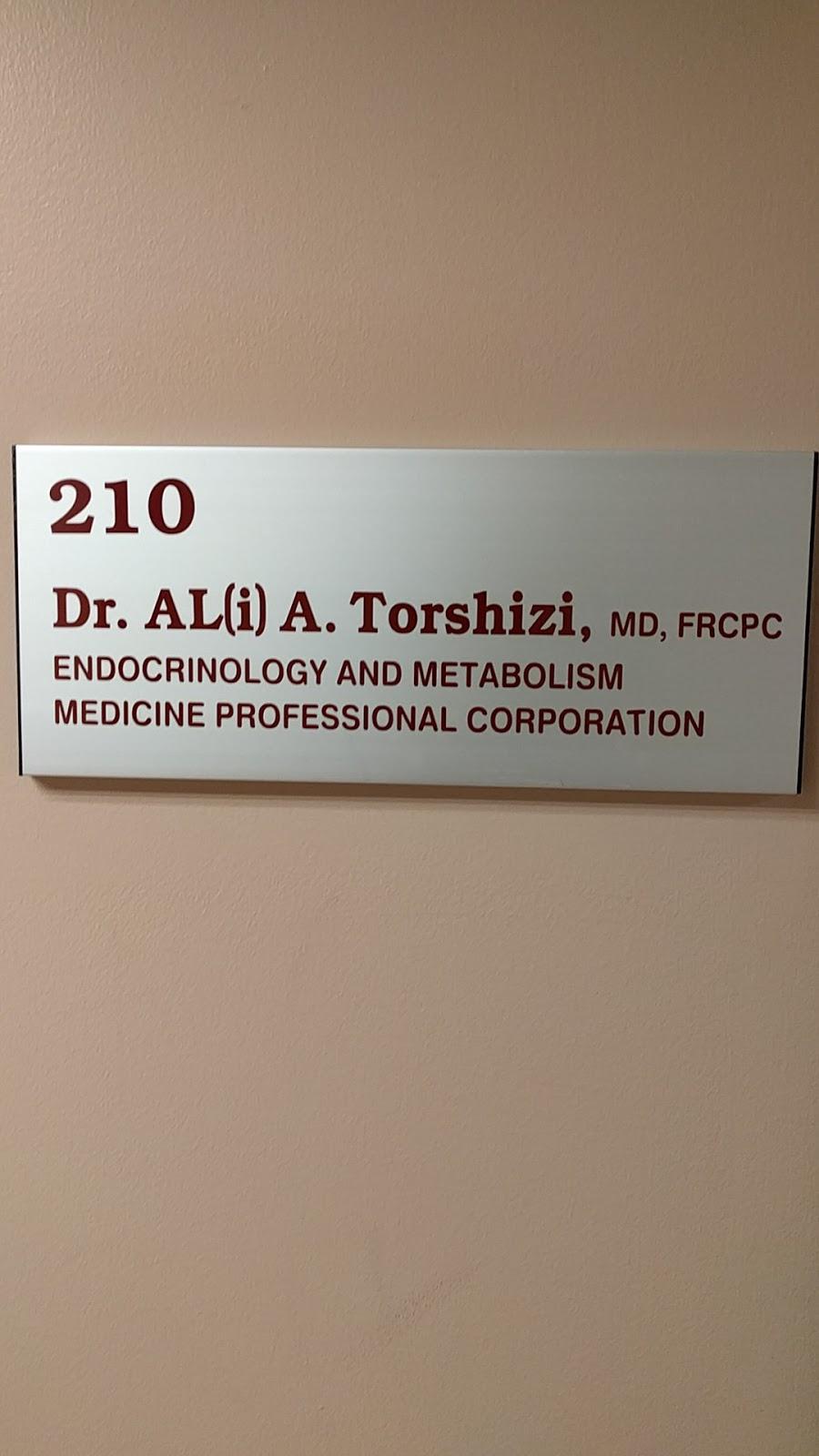 Dr. Al (i) Torshizi | doctor | 2100 Finch Ave W, North York, ON M3N 2Z9, Canada | 6473445028 OR +1 647-344-5028