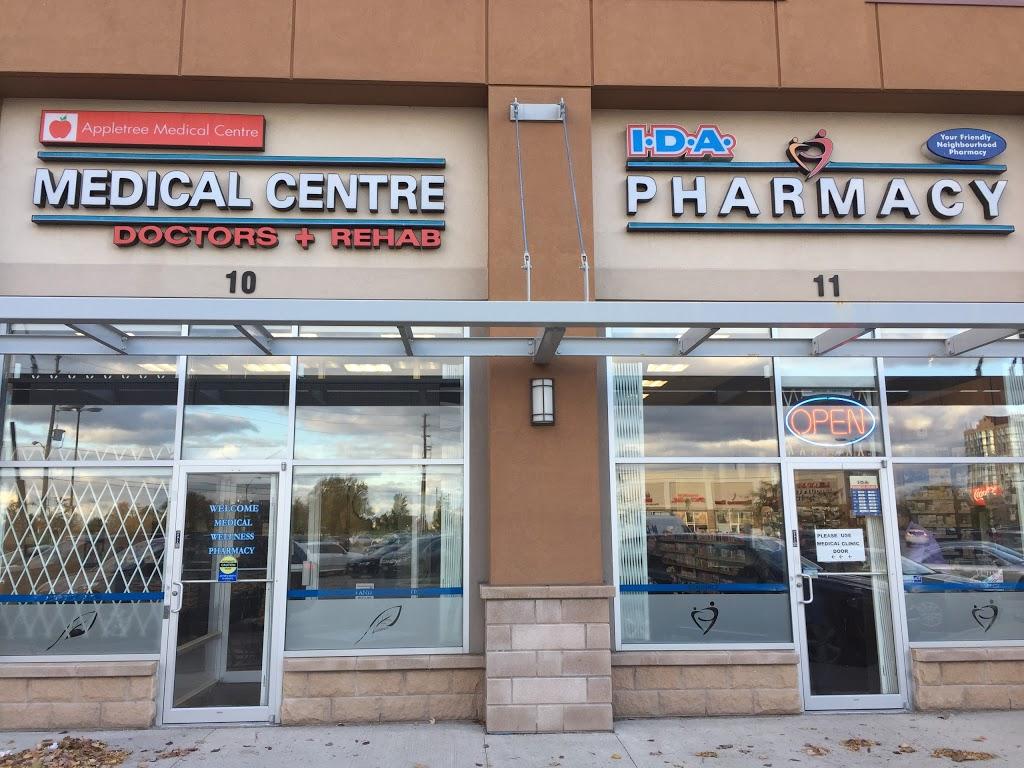 Rexdale Medical Clinic | doctor | 10-680 Rexdale Blvd, Etobicoke, ON M9W 0B5, Canada | 4162139577 OR +1 416-213-9577