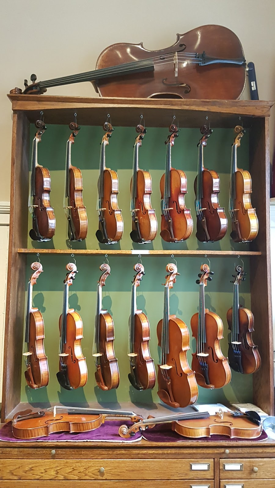 Bowed Instrument Shop The | electronics store | 6199 Chebucto Rd, Halifax, NS B3L 1K7, Canada | 9024063110 OR +1 902-406-3110