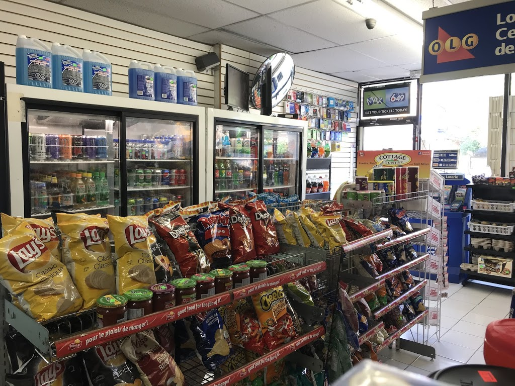 Daisy Mart | convenience store | 136 Dawes Rd, East York, ON M4C 5B9, Canada | 6473522770 OR +1 647-352-2770