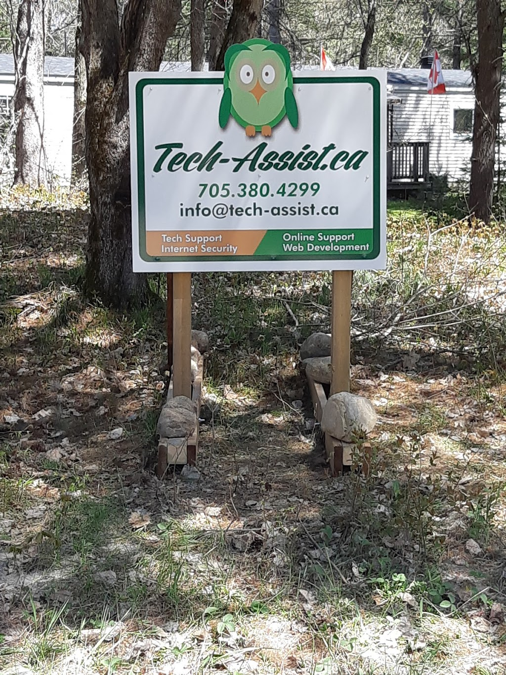 Tech-Assist.ca   point of interest   10 Wooden Bridge Rd, Emsdale, ON P0A 1J0, Canada   7053804299 OR +1 705-380-4299