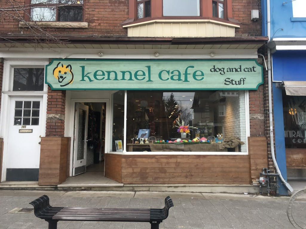 Kennel Cafe - Roncesvalles | store | 285 Roncesvalles Ave, Toronto, ON M6R 2M3, Canada | 4165313177 OR +1 416-531-3177