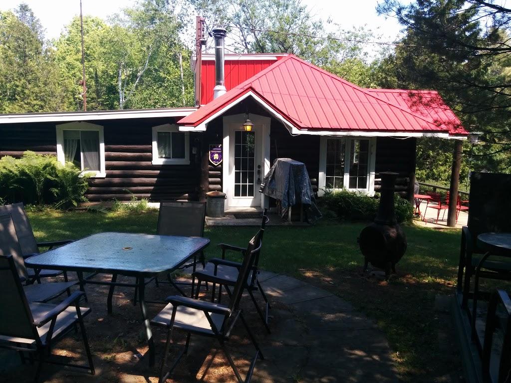 La cachette dAgathe | lodging | 845 Rue du Lac Pinet, Saint-Calixte, QC J0K 1Z0, Canada