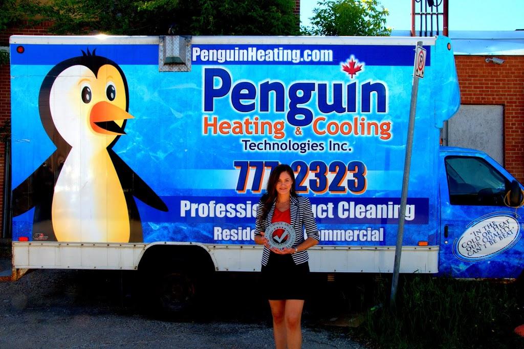 Penguin Heating & Cooling Technologies | home goods store | Suite183 23, 845 Dakota St, Winnipeg, MB R2M 5M3, Canada | 2045001090 OR +1 204-500-1090