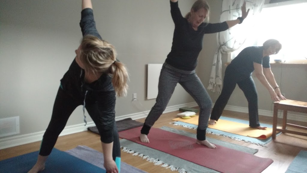 Yoga With Frances | gym | 279 Central Park Blvd N, Oshawa, ON L1G 5Z5, Canada | 2899287292 OR +1 289-928-7292