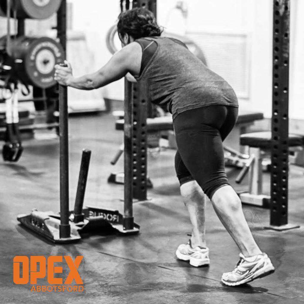 OPEX Abbotsford | gym | 1575 McCallum Rd unit # 106, Abbotsford, BC V2S 8A5, Canada | 6043003435 OR +1 604-300-3435