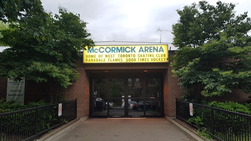 McCormick Arena | stadium | 179 Brock Ave, Toronto, ON M6K 2L7, Canada | 4163920647 OR +1 416-392-0647
