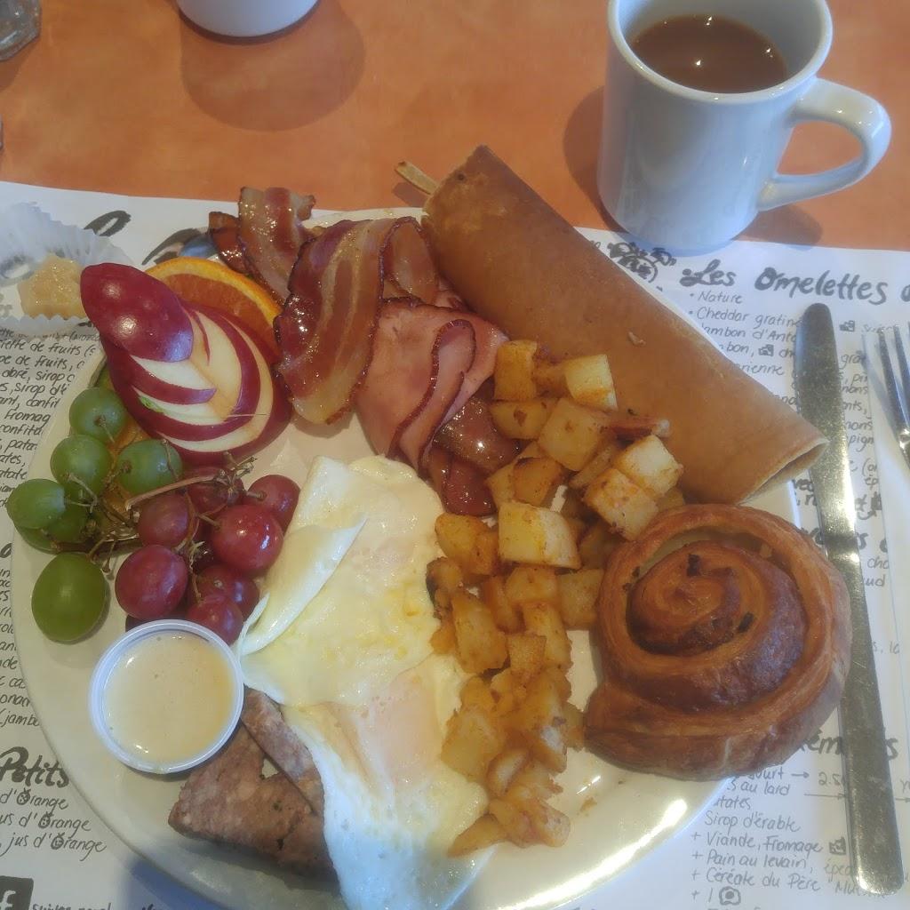 Le ptit café Les Pères Nature   restaurant   590 Boulevard Vachon N, Sainte-Marie, QC G6E 1M2, Canada   4183872659 OR +1 418-387-2659