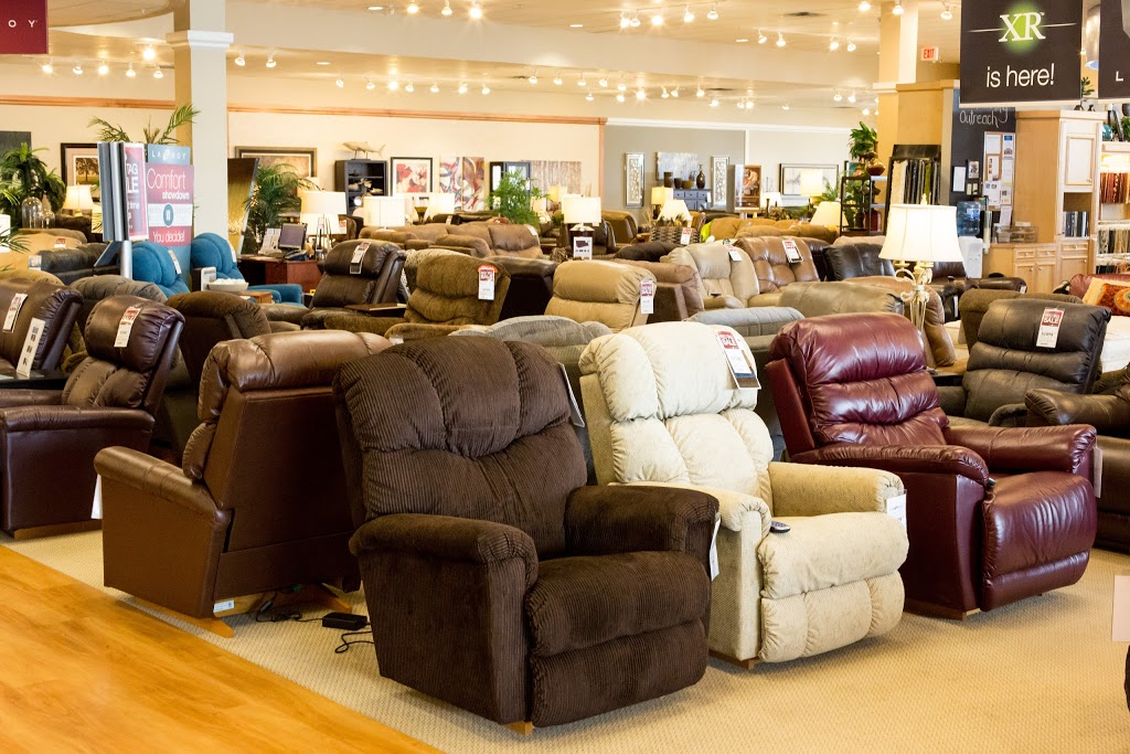 La-Z-Boy Furniture Galleries | furniture store | 1338 United Blvd, Coquitlam, BC V3K 6Y2, Canada | 6045210100 OR +1 604-521-0100