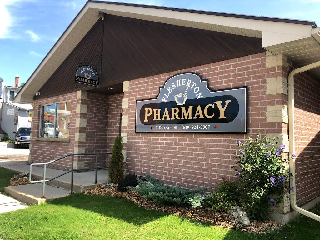 Flesherton Pharmacy   health   7 Durham St, Flesherton, ON N0C 1E0, Canada   5199243007 OR +1 519-924-3007