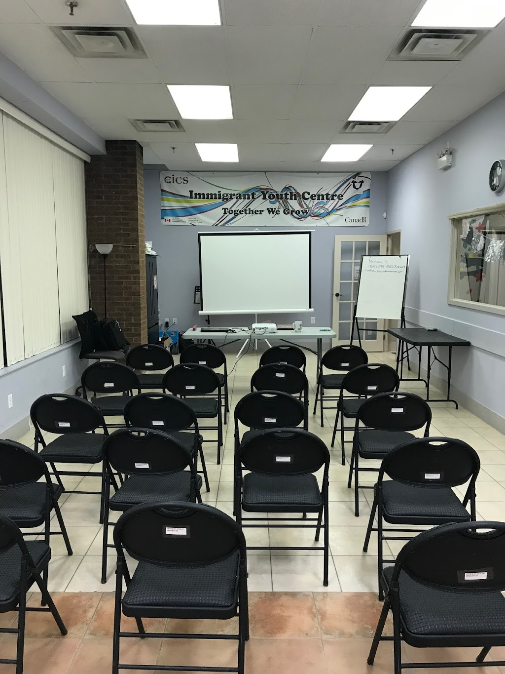 CICS Immigrant Youth Centre   point of interest   5284 Hwy 7 #2, Markham, ON L3P 1B9, Canada   9052948868 OR +1 905-294-8868