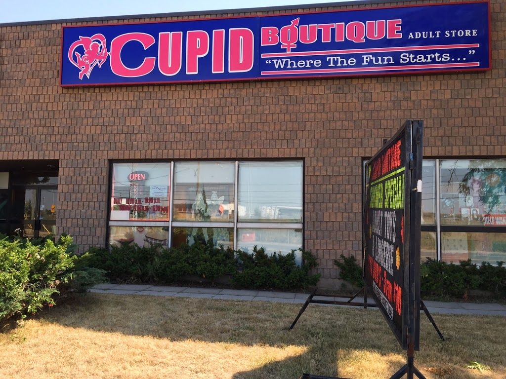 Cupid Boutique Sex Toys Toronto Intl Airport | clothing store | 185 Carlingview Dr Unit #1, Etobicoke, ON M9W 5E8, Canada | 4162131233 OR +1 416-213-1233