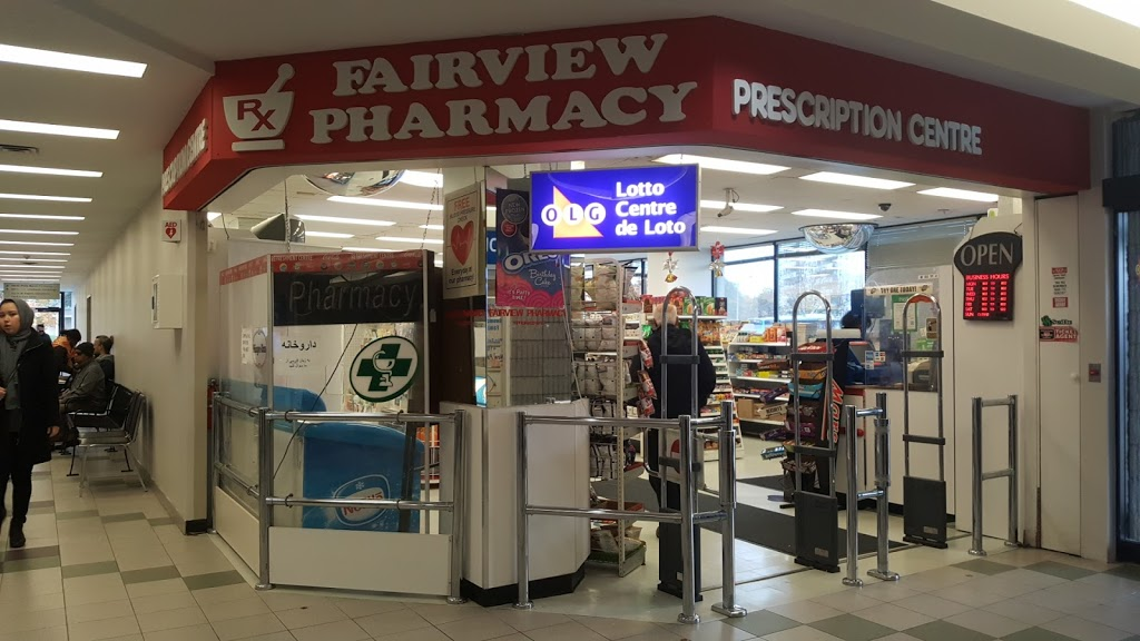 Fairview Pharmacy   health   5 Fairview Mall Dr, North York, ON M2J 2Z1, Canada   4164975115 OR +1 416-497-5115