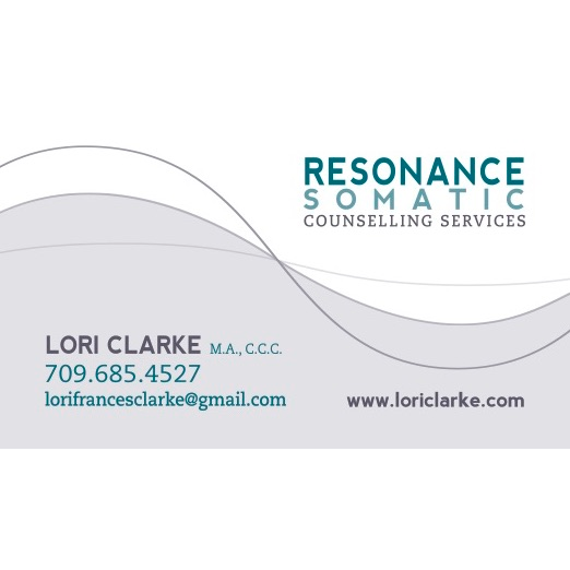 Resonance Somatic Counselling Services | health | 120 Lemarchant Rd, St. Johns, NL A1C 2H2, Canada | 7096854527 OR +1 709-685-4527