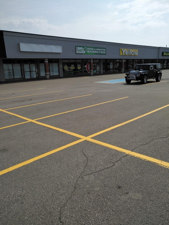 Méga Centre De Liquidation Ordivert Dépôt Shawinigan | store | 1562 41e Rue, Shawinigan, QC G9N 7Y9, Canada | 8195564012 OR +1 819-556-4012