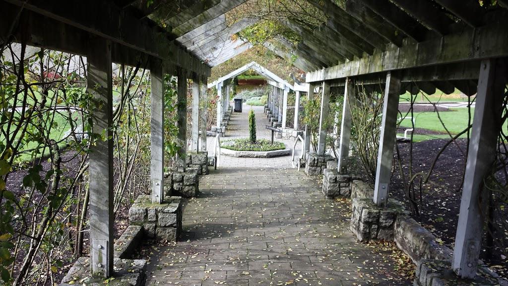 Stanley Park Rose Garden   park   610 Pipeline Rd, Vancouver, BC V6G 3E2, Canada   6048737000 OR +1 604-873-7000