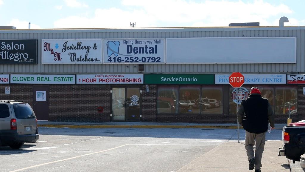 Kipling Queensway Mall Dental | dentist | 1255 The Queensway, Etobicoke, ON M8Z 1S1, Canada | 4162520792 OR +1 416-252-0792