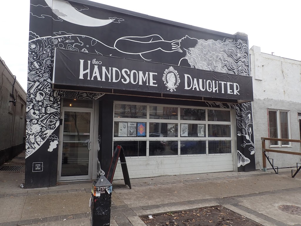 The Handsome Daughter | restaurant | 61 Sherbrook St, Winnipeg, MB R3C 2B3, Canada | 2046152977 OR +1 204-615-2977